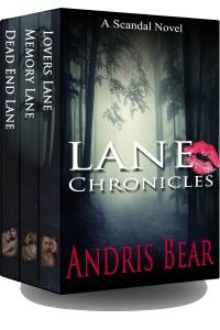 Lane Chronicles box set 1600 X 2400